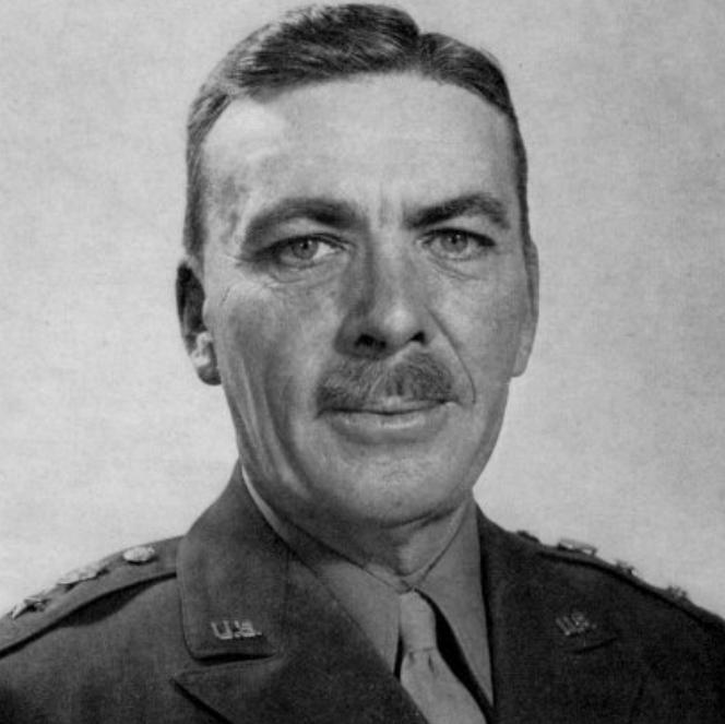 Major General Raymond Oscar Barton
