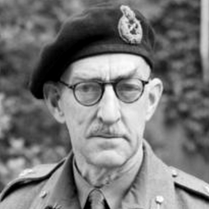 Major General Sir Percy Cleghorn Stanley Hobart