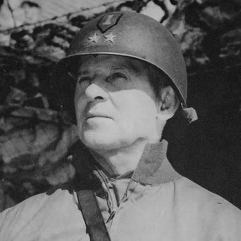 Major General Clarence Huebner