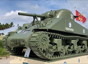 French Sherman Tank