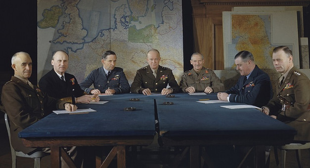 Supreme Headquarters, Allied Expeditionary Force (SHAEF)