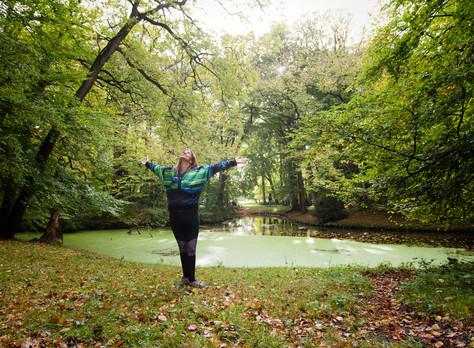 1 simpele oefening voor meer rust, ruimte en balans
