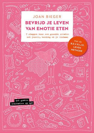 Joan Bieger boek bevrijd van emotie eten