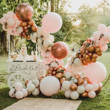 Candy cart and hoop rental