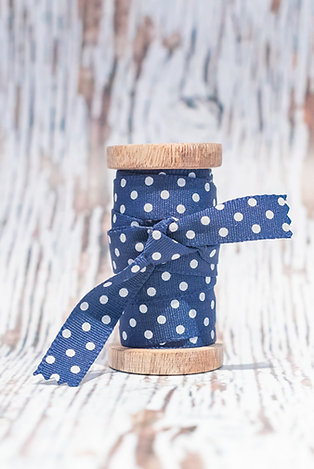 spotty ribbon
