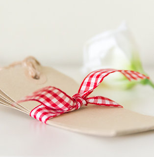gift tags - pack of 5