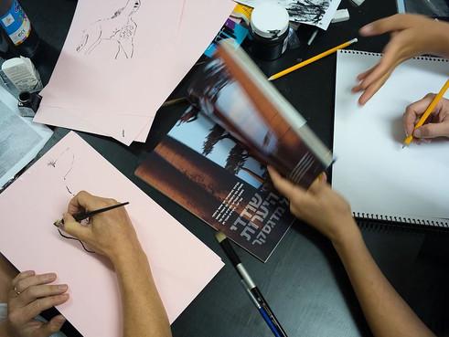 מה ניתן לעשות עם הכשרה בעיצוב גרפי?