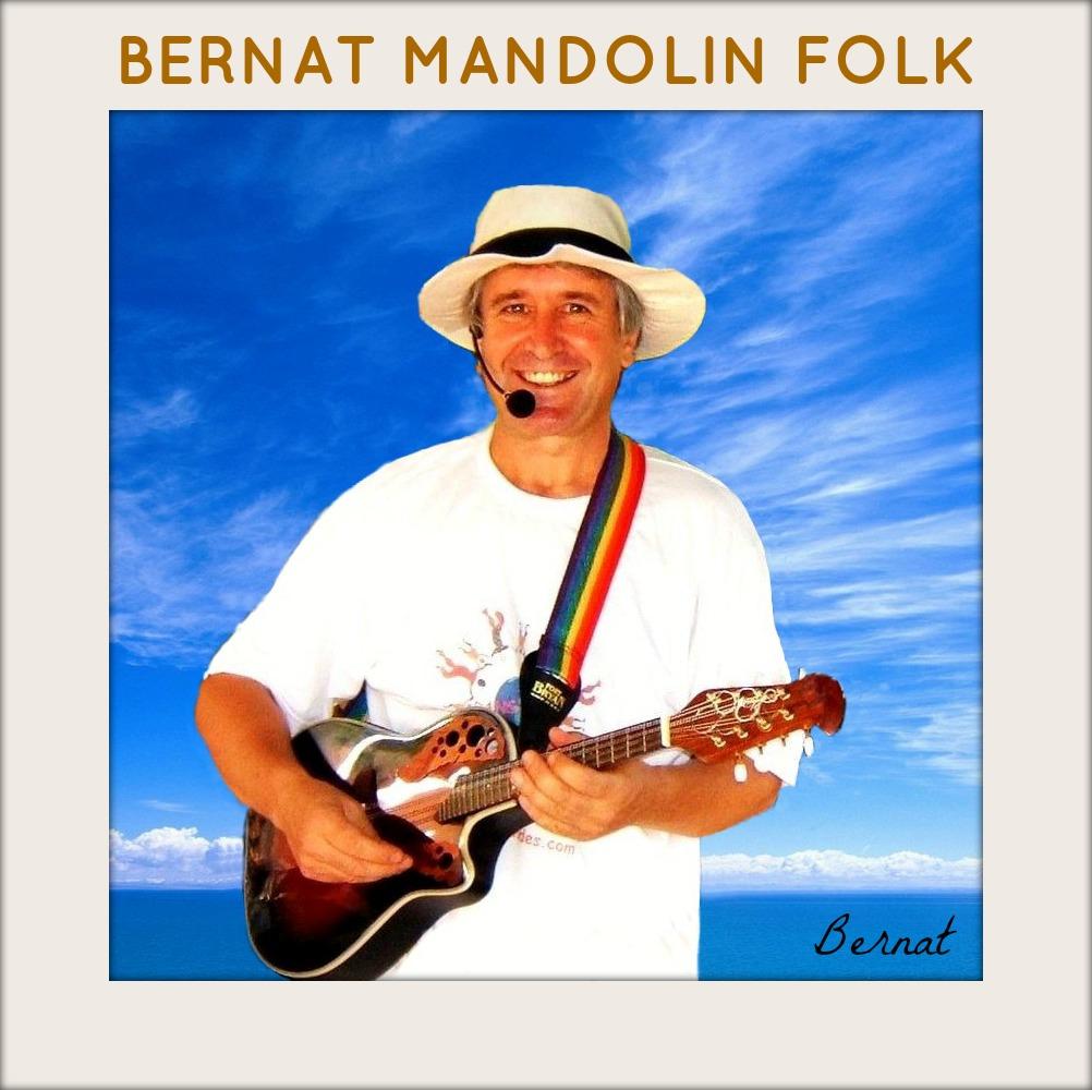 BERNAT MANDOLIN FOLK