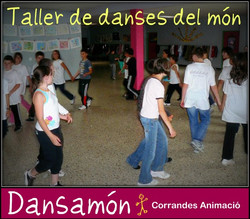 TALLER DE DANSES A L'ESCOLA