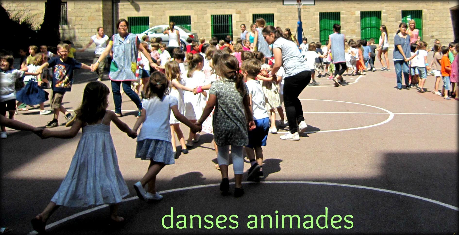 DANSES INFANTILS DEL MÓN