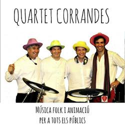 CORRANDES QUARTET