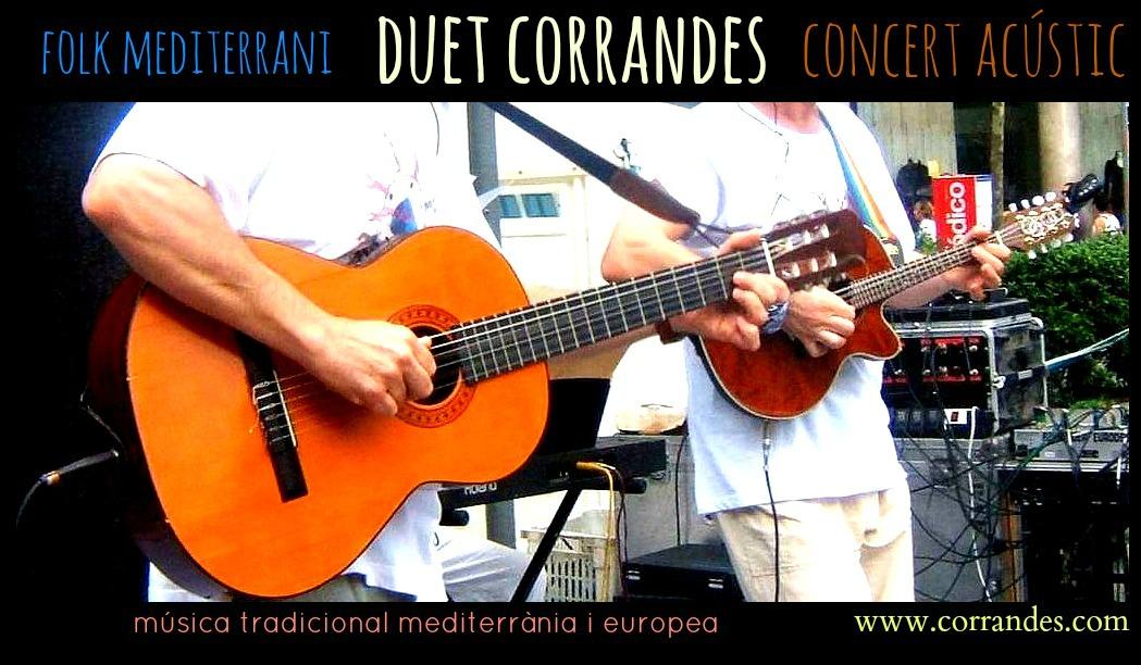 DUET CORRANDES