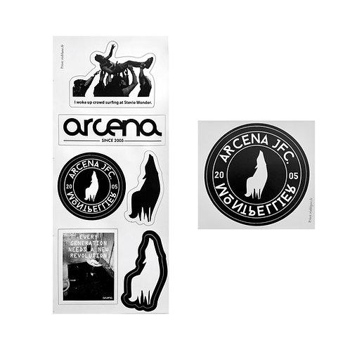 Stickers 2019