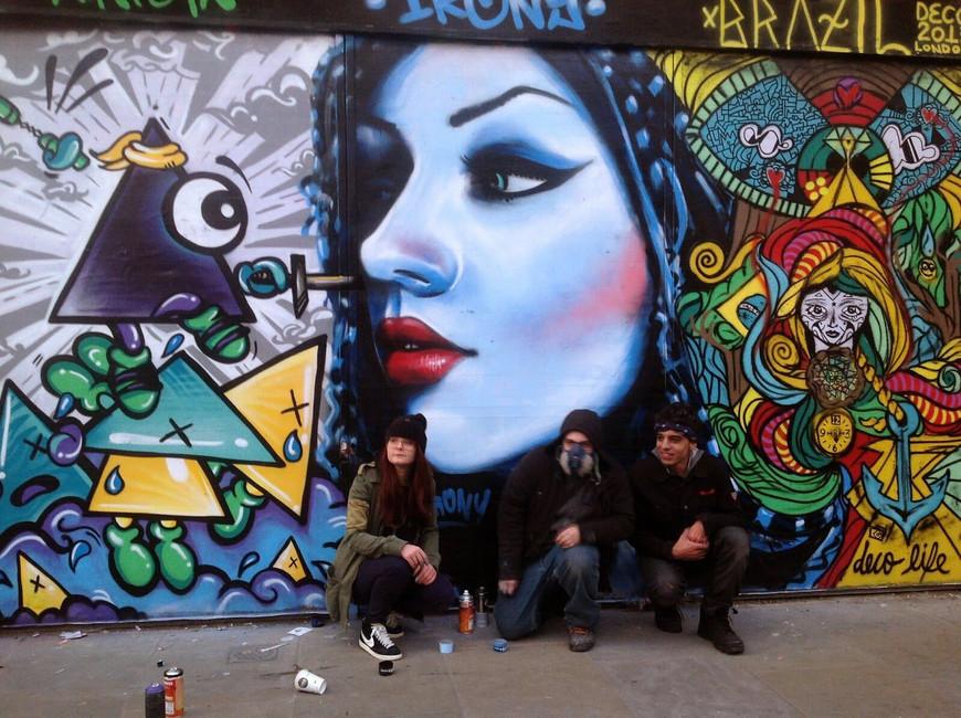 London - UK - 2013