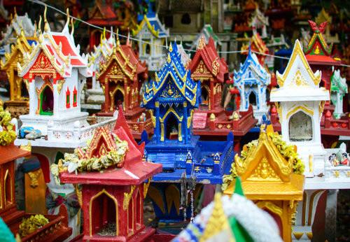Maison aux esprits, Thaïlande