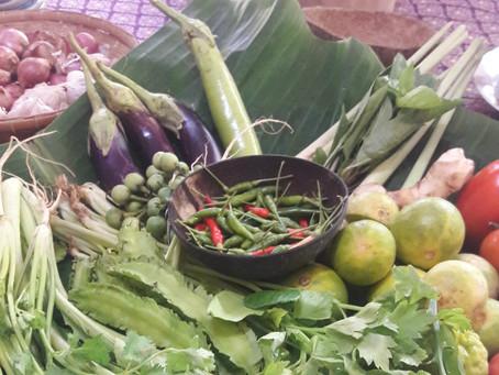 Cuisinez et voyagez... Une idée sympa pour découvrir la vie locale !
