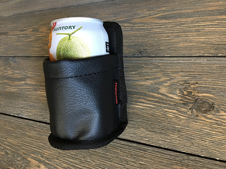 Nakamae Leather Cupholder Black