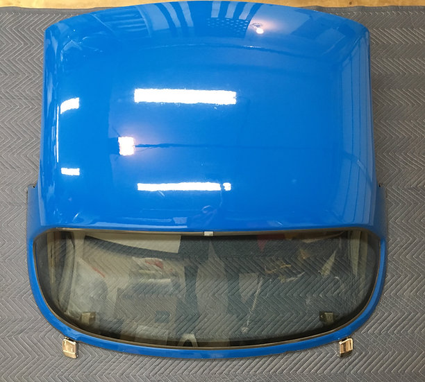90-05 Roadster OEM Hardtop Mariner Blue