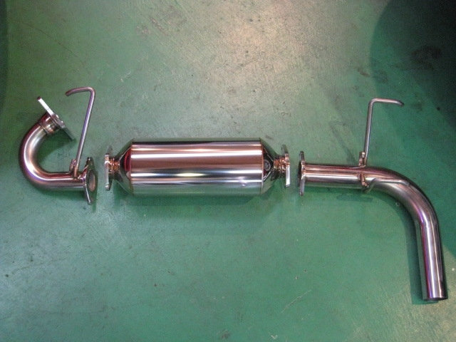 Car Make Corn's Original NB1/NB2 Type 2 Muffler