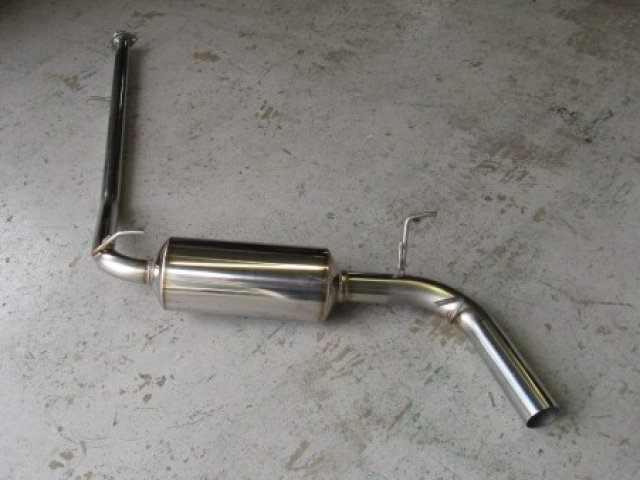Car Make Corn's Original Version 1 Catback Exhaust System