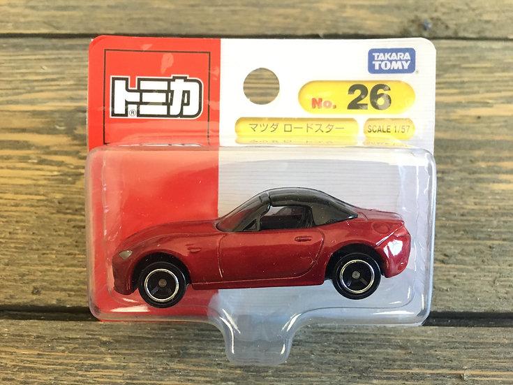 Tommy Takara JDM ND Roadster W/ Hardtop
