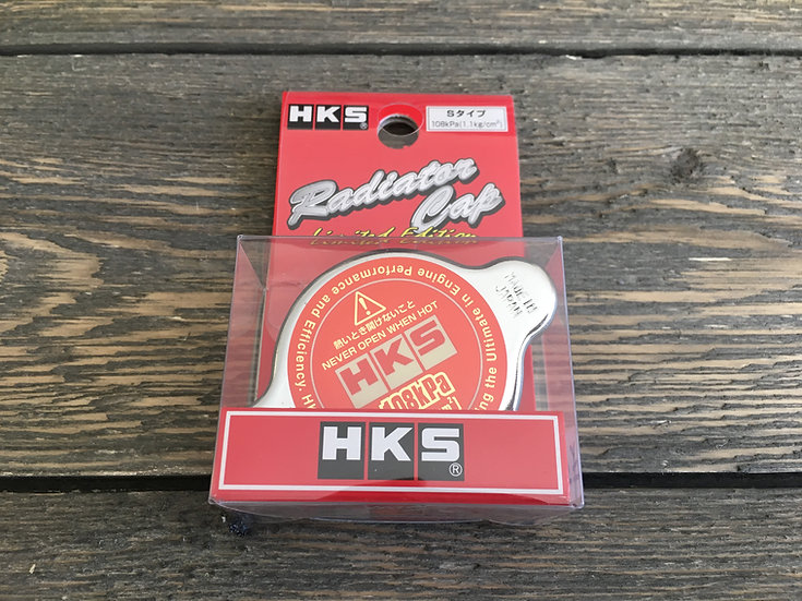 HKS Radiator Cap Limited Edition