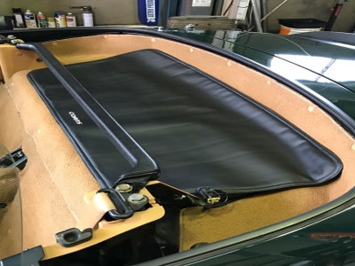 Corn's Original Soft Top Window Cover Protector