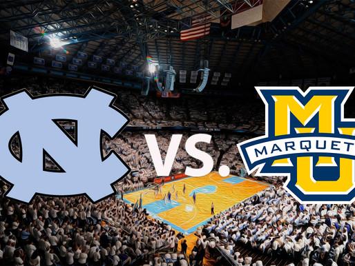 Heel Tough Blog: UNC vs. Marquette Preview
