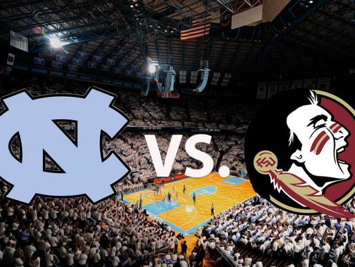 Heel Tough Blog: UNC vs FSU Round 2 Preview