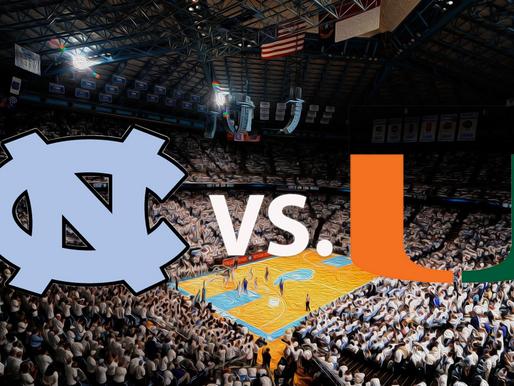Heel Tough Blog: UNC vs. Miami Preview