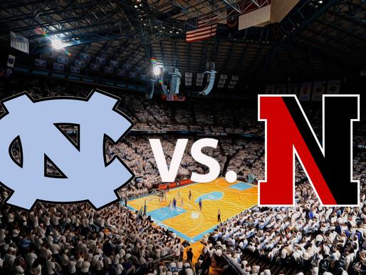 Heel Tough Blog: UNC vs. Northeastern Preview
