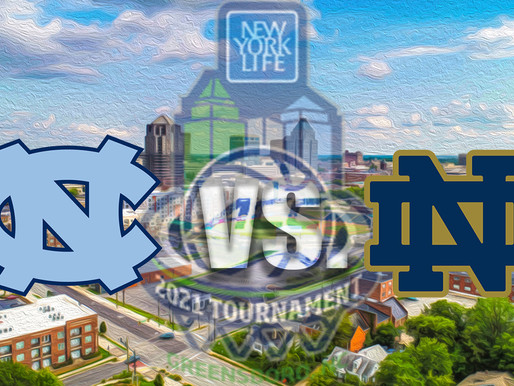 Heel Tough Blog: UNC opens ACC Tourney in 2nd Round Against Notre Dame