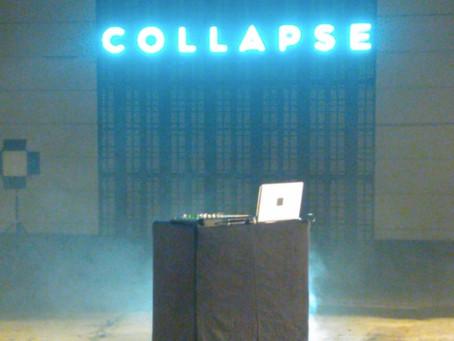 """Khroma """"Collapse"""" musiikkivideon lavastus"""