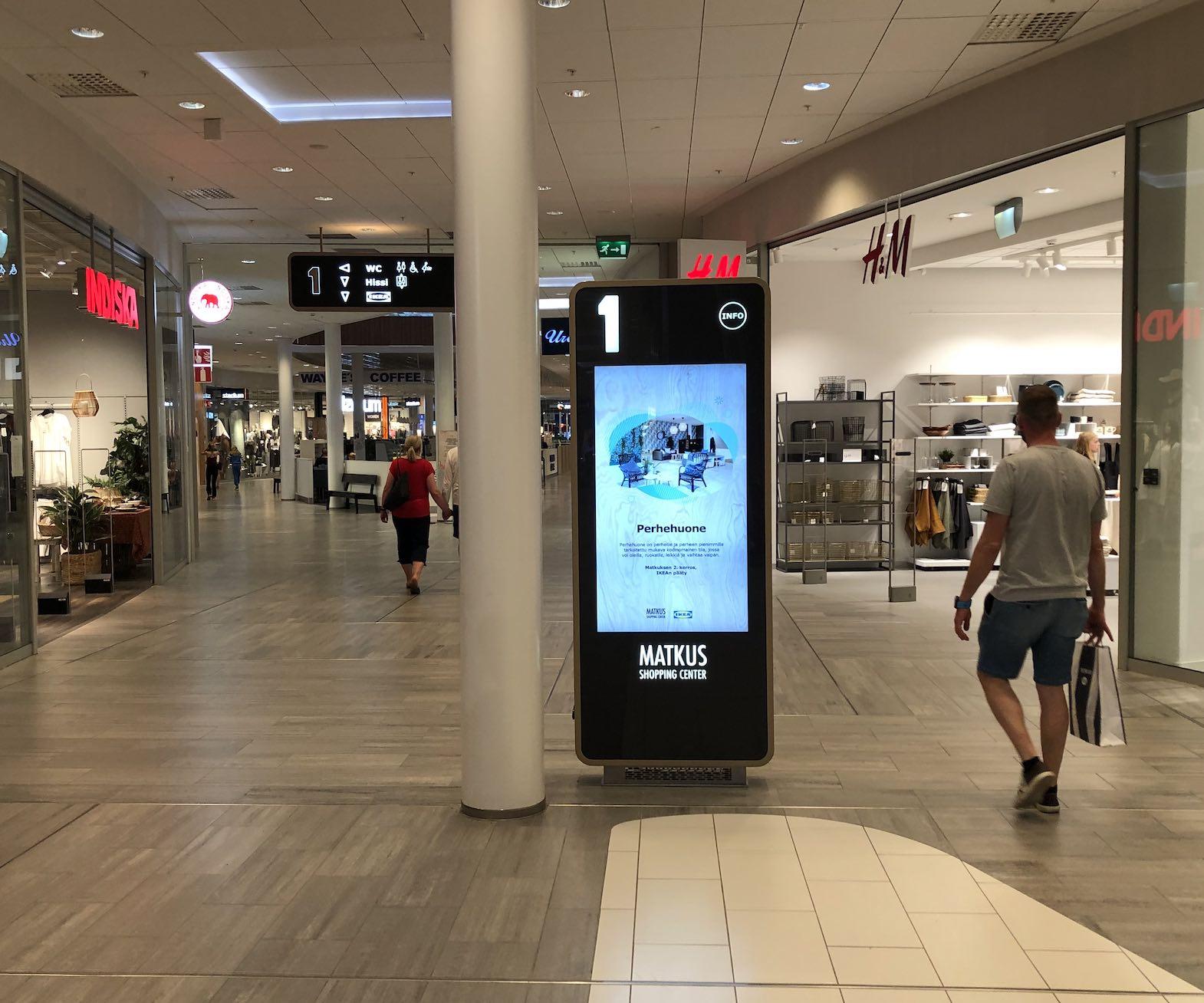 Digit toimitt Kuopion Matkuksen uudet in