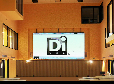 25.8m2 P3 DiLED® Led-screen