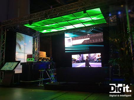 Audiovisual 2013 messuosaston esittely