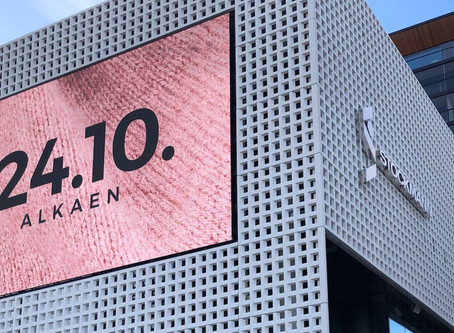 Kauppakeskus Ainoa laajeni 24.10.2019