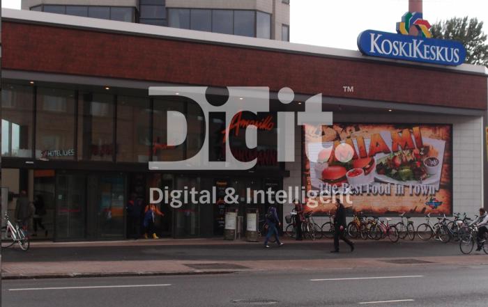 Koskikeskus, Tampere