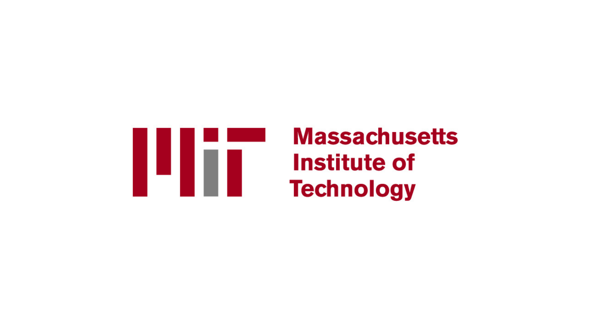 MIT Massachusetts Institute Technology