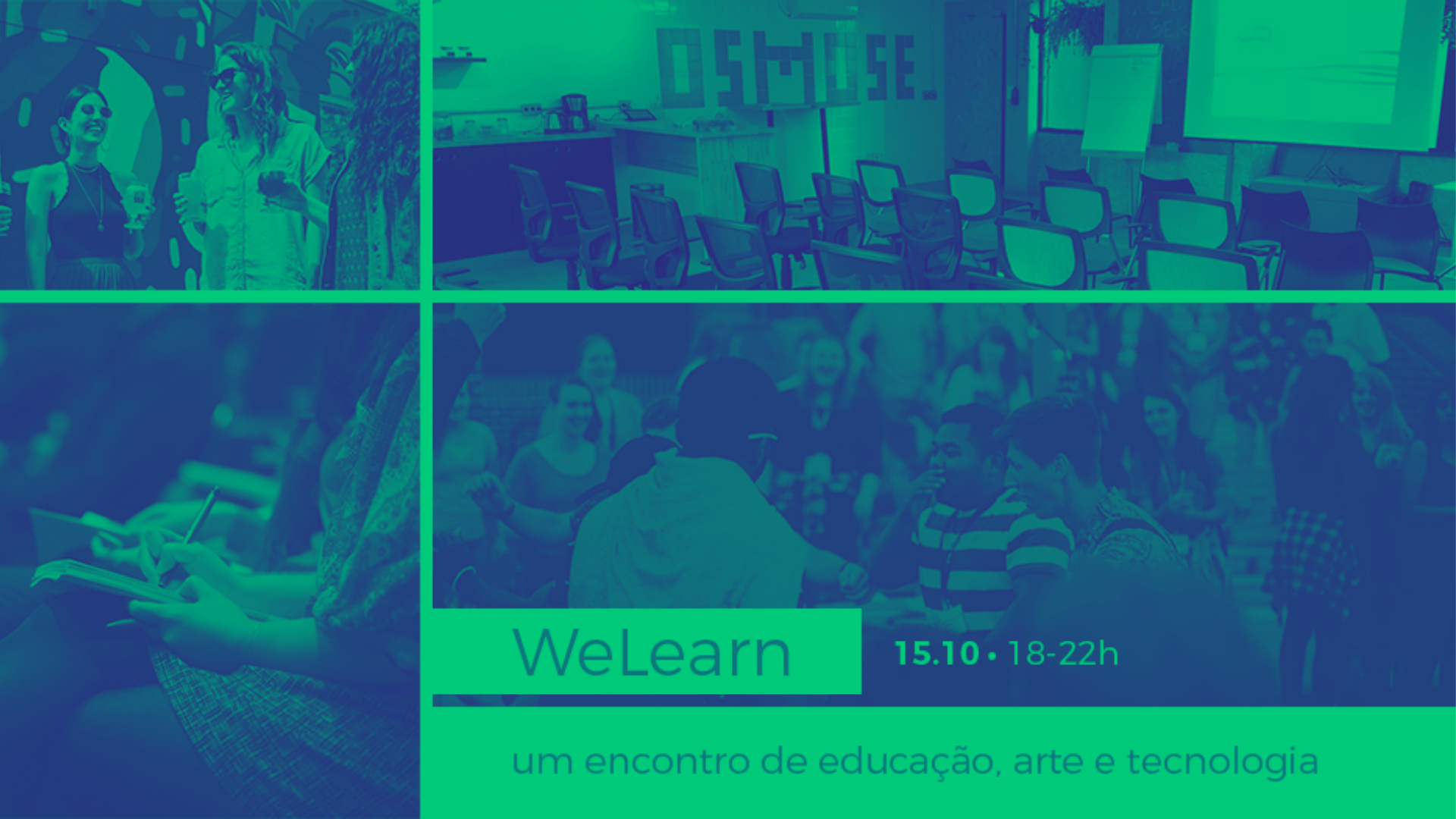We Learn evento