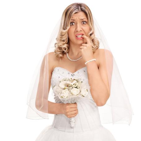 40% of Brides Have Regrets with Wedding Photos