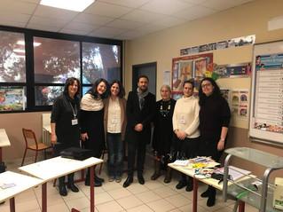 Ce matin à Yavné séminaire européen ITalam et salon des études juives