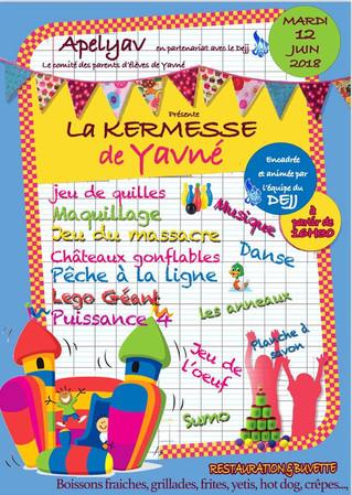La Kermesse de Yavné
