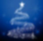 Blue Music Christmas Tree.png