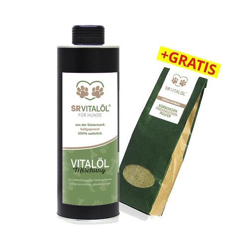 Vitalöl-Mischung 250ml (reicht für 30 Tage)