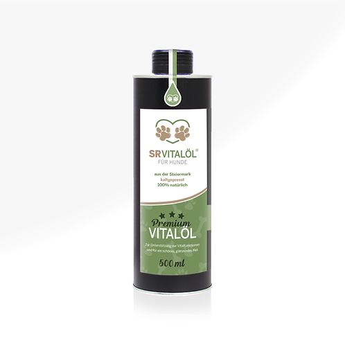Premium Vitalöl - Mischung 500ml