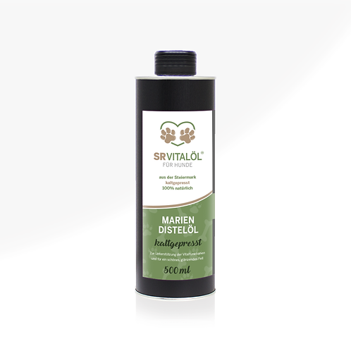 Marien Distelöl 500ml