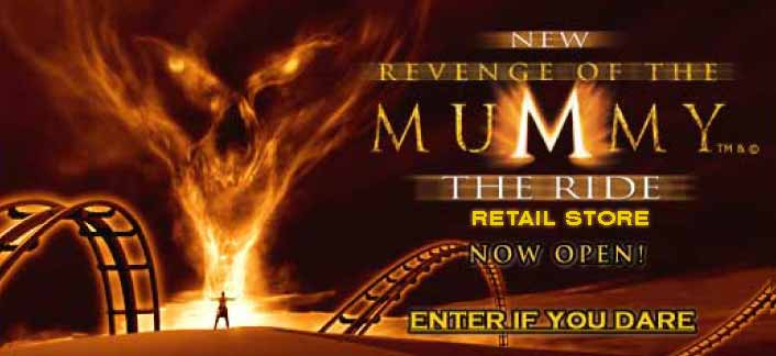 Mummy Ride Retail Design