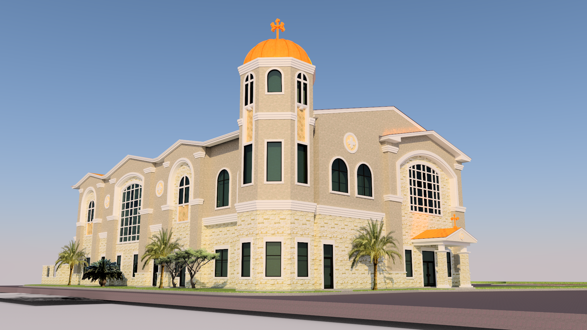 St. Stephens Coptic Meeting Center