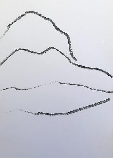 Line landscape V
